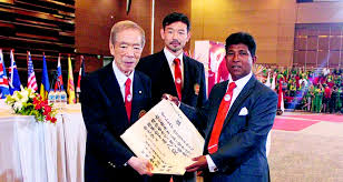 Japan honours SA karate legend | News24