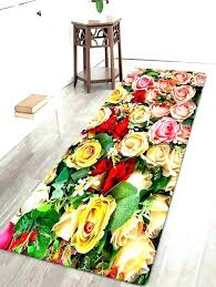 roses area rug rose valentines day pattern indoor outdoor inch bungalow zanzibar romantic style pink ros