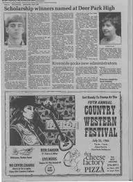 Deer Park Tribune July 9, 1986: Page 10