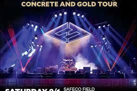 Foo Fighters Safeco Field Field Wallpaper Hd 2018