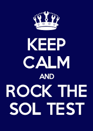 Image result for keep calm and pass the test