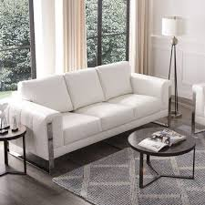 stefan leather sofa upholstery color