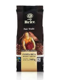 Cafe Britt Fair Trade Ground Coffee, 12 Ounce Bag   Mercado Libre