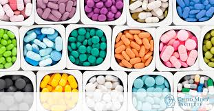 Types Of Adhd Medication Chart The Facts On Adhd Medications Child Mind Institute