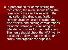 what is mar in nursing