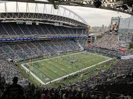 Seattle Seahawks Stadium Seating Chart Rows Centurylink Field Section 316 Seattle Seahawks