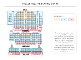 Ppac Interactive Seating Chart Broadway Sacramento Seating Chart Related Keywords