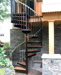 outdoor spiral staircase outdoor spiral stairs best spiral staircase pros and cons images on outdoor spiral