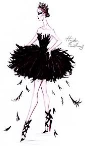 Hayden Williams Fashion Illustrations Costume Couture By Hayden