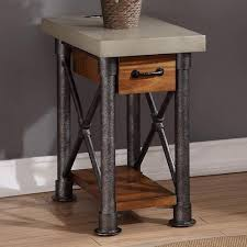 steam punk furniture. Legends Furniture Steampunk Collection Side Table With Drawer Steam Punk