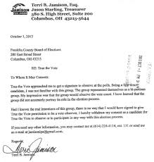 cover letter signature