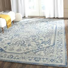 inspiration house equable safavieh heritage blue grey area rug gray yellow white and cream for