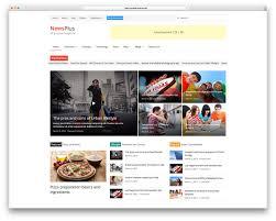 Wordpress Template Newspaper 40 Best News Magazine Wordpress Themes For 2016 Psd Templates