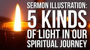 Sermon Illustrations Light Of The World Youth Ministry Sermon Illustrations 5 Kinds Of Light