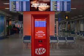 Airport Vending Machines Enchanting Delayed Flight Vending Machines Airport Vending Machine