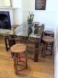 office desk europalets endsdiy. Office Desk Europalets Endsdiy. Kitchen Pallet Table With Glass Plate Ms Endsdiy