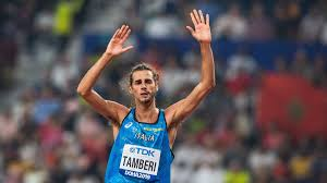 Tamberi è solo ottavo nella finale di salto in alto: l'azzurro si ferma a  2.27 - Eurosport