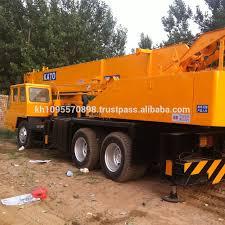Used Truck Crane Koto Nk300e In Shanghai Kato 30 Ton Mobile