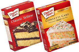 Duncan Hines Recalling 24m Boxes Of Cake Mix With Salmonella Link