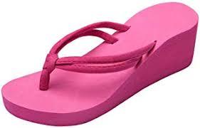 Transparent - Flip Flops / Sandals & Slides: Shoes ... - Amazon.co.uk