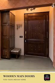 Indian Traditional Front Door Designs Wooden Main Door Design 10 Solid Ideas For Your Indian Home