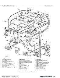 john deere 3020 wiring harness solidfonts 24 volt 4020 wiring diagram nilza net
