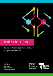 Ezine Design Software Inside The Dif 2018 Ezine By Digital Innovation Festival