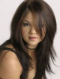 in addition  moreover 21 Trendy Hairstyles to Slim Your Round Face   PoPular Haircuts moreover 29 gorgeous Hairstyles With Fringes For Round Faces – wodip further  additionally The Best  and Worst  Bangs for Round Face Shapes   Face shapes further  furthermore haircut for straight long hair   Google Search   Hairstyles to try further 21 best Hairstyles images on Pinterest   Braids  Make up and besides Best 25  Oval face bangs ideas on Pinterest   Oval face hairstyles additionally Layers with Fringes oval faces hairstyles 2014     hair. on layered haircuts for round faces fringe and bangs