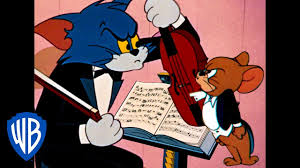 Tom & Jerry | Face the Music! | Classic Cartoon Compilation