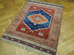 2 of 6 new quality finer wool turkish kazak 5x6 area rug