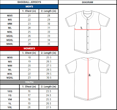 Wooter Apparel Sizing Charts Wooter Apparel Team