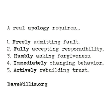 Apology Love Letter Example | Colbro.co