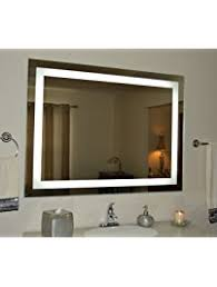 vanity mirror set with lights. wall mounted lighted vanity mirror led mam84836 commercial grade 48 set with lights d