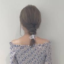 直毛さんの味方巻かない3分の絶対真似したくなる可愛いヘア