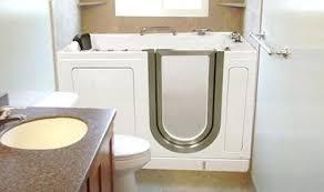 built in bathtub built in bathtub for seniors and the handicapped built in shelves around bathtub