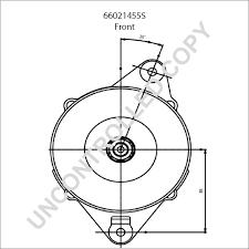 66021455s alternator product details prestolite leece neville 66021455s dim f specsphp pf trueitem detail
