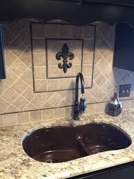 look at up to date superb fleur de lis backsplash fleur de lis kitchen tile backsplash concepts in few photographs from theresa petergirl home remod