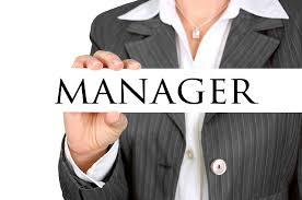 Hasil gambar untuk gambar seorang manajer