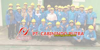Check spelling or type a new query. Operator Produksi Tambun Bekasi Pt Cabinindo Putra