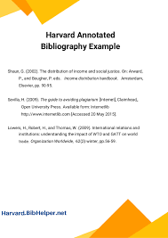 004 Harvard Referencing Research Paper Generator Style Bibliography