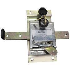 How To Unlock A Locked Door Bilco Basement Door Keyed Lock Kit Bd Lock The Home Depot