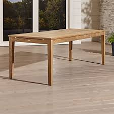 crate barrel outdoor furniture. regatta extension dining table crate barrel outdoor furniture i