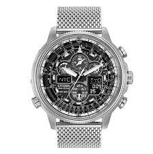 citizen watches beaverbrooks the jewellers citizen eco drive navihawk at chronograph men s watch