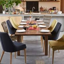 Chaise table a manger table grise salle a manger | Amoretti decoration