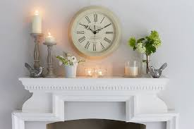 Mantelpiece Ornaments 3 Stylish Mantel Displays Sainsburys Home Sainsburys  Home