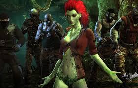 Wallpaper bandit, Batman: Arkham City, Poison Ivy, Warner Bros. Interactive  Entertainment, Rocksteady Studios, botanist, Pamela Isley images for  desktop, section игры - download