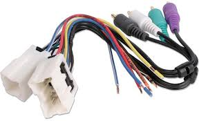 2003 nissan xterra rockford fosgate wiring diagram 2003 metra 70 7551 receiver wiring harness connect a new car stereo in on 2003 nissan xterra
