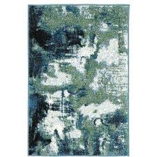 blue and green area rug journey blue green 3 ft x 5 ft area rug purple blue and green