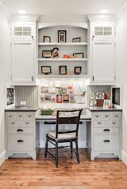 17 Best Ideas About Kitchen Office Spaces On Pinterest Kitchen