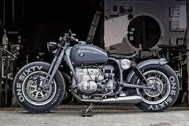 custom bmw r100 bobber by renard sd